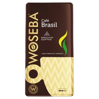 НОВИНКА ! Woseba Café Brasil кофе молотая 500?