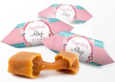 Candy krava pre dieťa na krst, cool 3 kg