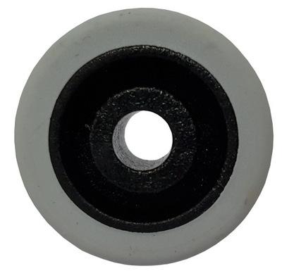 Kółko meblowe z oponką fi 25 mm SI