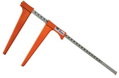 BAHCO Strmeň średnicomierz pre dreva 50 cm