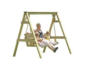 Záhradná hojdačka - Záhradná hojdačka s lavicou