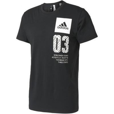 Koszulka męska Adidas Oryginalna chłopak 7364074969