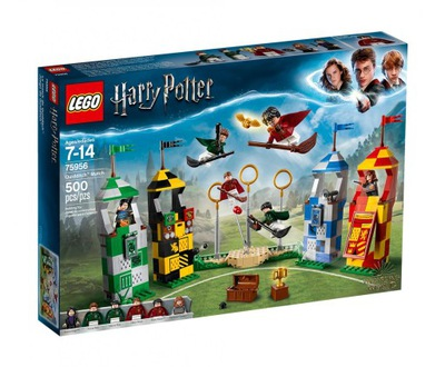 LEGO HARRY POTTER QUIDDITCH 75956