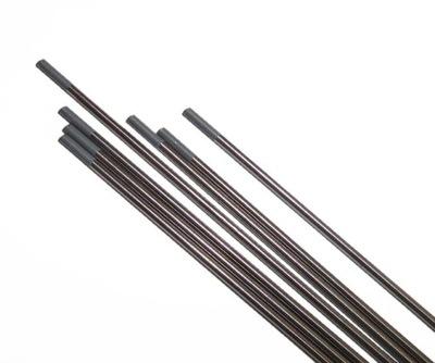 volfrámové ELEKTRÓDY drôt TIG WC20 SIVÁ 2,0 x175mm