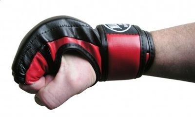 chwytne MMA Rukavice na taška MAJSTROV S,M,L,XL