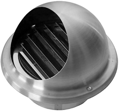 Czerpnia vzduchu distribučný kanál DGP fi 125