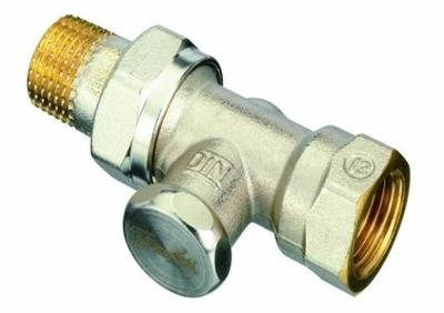 3/4-cestný uzatvárací ventil DANFOSS