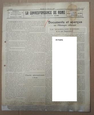 1912 Fraustadt Лиза Лешно Глогувек Рим)