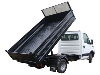 Profile na burty do sam dostawczego i ciężarowego