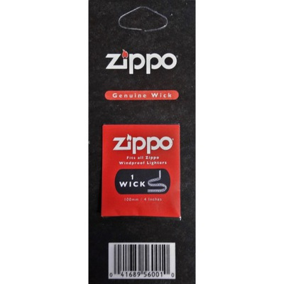 Фитиль ZIPPO для бензиновых зажигалок