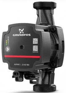 obehové Čerpadlo Grundfos Alpha 25/60 1L(180) Nový