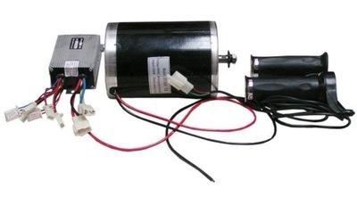 Príslušenstvo náhradné diely - 48V 1000W elektrická riadiaca rukoväť DC