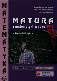 Matura z matematyki Zbiór zad Rozszerzony PODKOWA