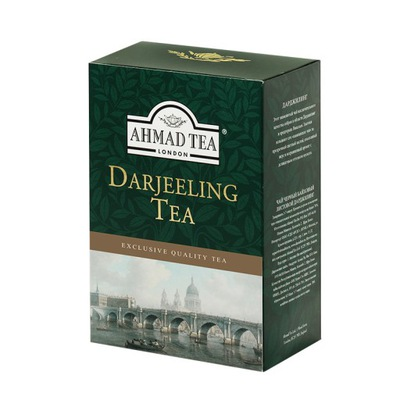 Ahmad DARJEELING чай рассыпчатая 100г эксклюзив ! МММ