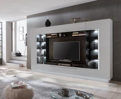 Стенка мебель RTV современный дизайн LED ДЕЛЬТА