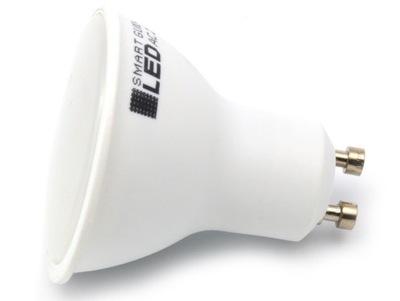 Лампа GU10 LED 2835 SMD 5W RA80 Холода белая
