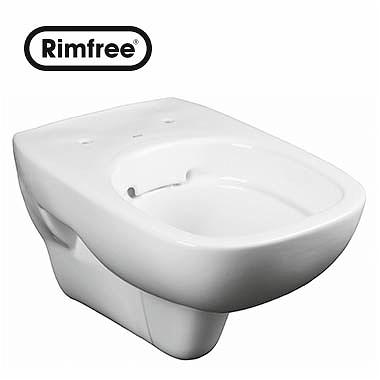 WC misa - STARÉ KITTENOVÝ ŠTÝL L23120 RimFree Reflex