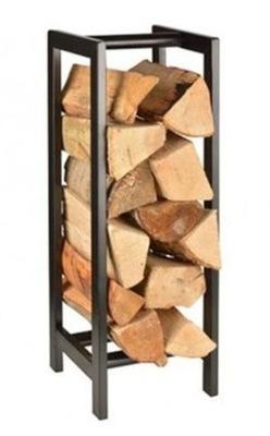 Stojan na drevo - Kosz na drewno kominkowe, stojak kominkowy KO-223