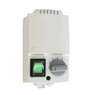 Regulátor rýchlosti - Regulátor otáčok ventilátora HC 5,0A REVENTON