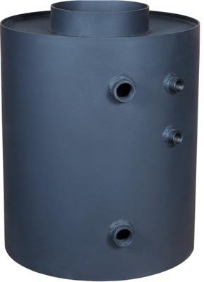 Turbodym vody ohrievač vertikálne hlavu príspevok