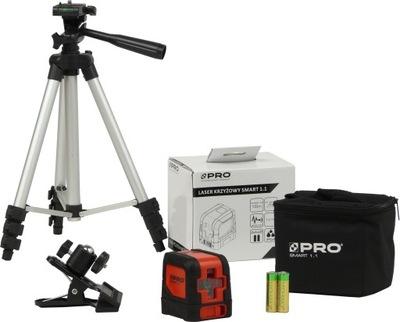 Laserový merač - PRO LASER CROSSING POZIOMICA SMART 1.1 + ŠTÁT