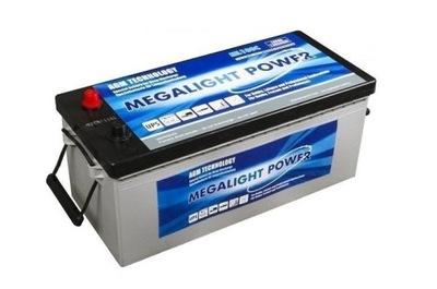 thermotrousers MEGAlight 140 Batérie AGM solárne batérie údržba