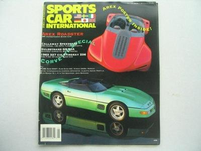 Sports Car International Chevy Corvette Stingray