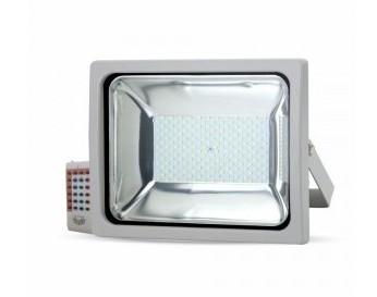 Osvetlenie vonkajšie - Naświetlacz zewnętrzny LED RGB z pilotem mocny 50W