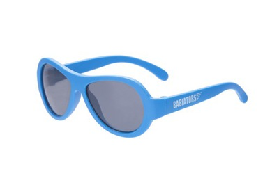 Slnečné okuliare pre deti BABIATORS slnečné okuliare AVIATOR 0-2 TRUE BLUE