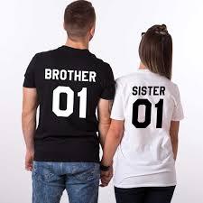 Zestaw Koszulek Dla Siostr Sister 01 02 Biala 9508717633 Oficjalne Archiwum Allegro