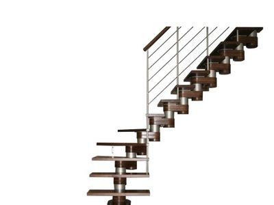 Лестница КОРА модель Морено 200 L -90 15 элементов