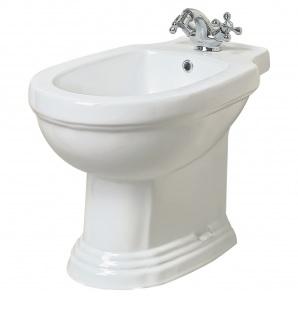 Závesné WC, bidet -  KRYTOVÉ STOLY KR STYLE RETRO KERRA