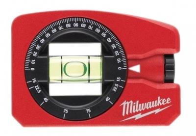MILWAUKEE vodováhy Vrecku Malý Magnet 360