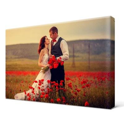 Фото-Картина на холсте Ваши фотография 30x20cm изображения