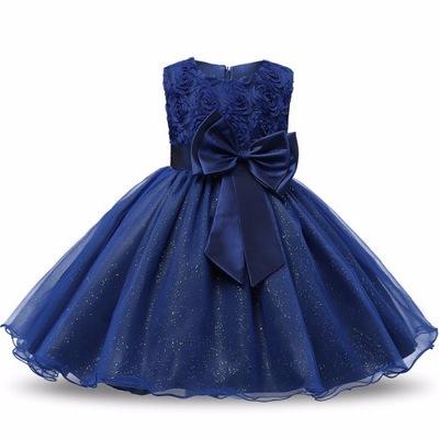 57d0d2e99d ŚLICZNA Wizytowa Sukienka 128-134 Wesele Urodziny