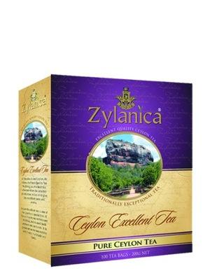 ZYLANICA EXCELLENT 100 ТОР- чай экспресс