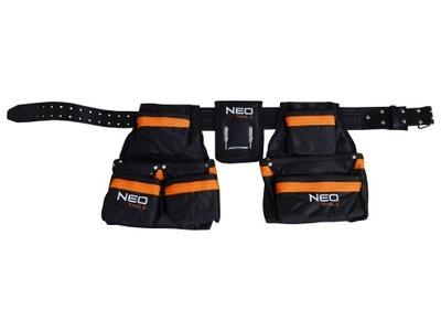Box na náradie - NEO 84-330 Nástrojový pás, koža 12 balení
