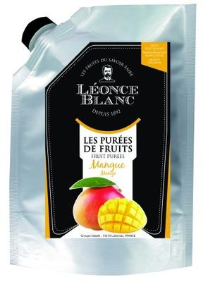 Пюре Манго , паста Манго 1кг Leonce Blanc