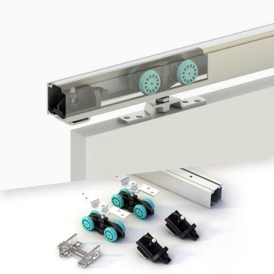 S60 Systém pre posuvné dvere do 60 kg, 160 cm