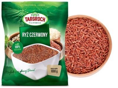 Рис красный - 1кг - TARGROCH