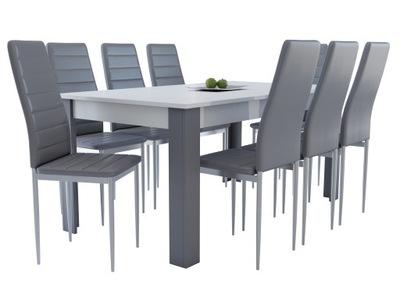 стол rozkladany со стульями стол с 8 стульями