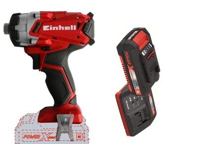 Rázový uťahovák - EINHELL IMPACT WRENCH 18V 140Nm TE-CI 18 Li