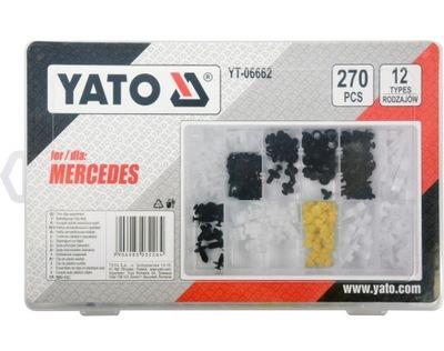 MERCEDES spony do auta 270 ks YATO YT-06662