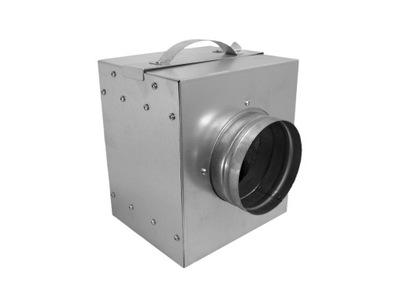 Filter KOM/F 600/800 na ventilátor, 150mm-kazeta