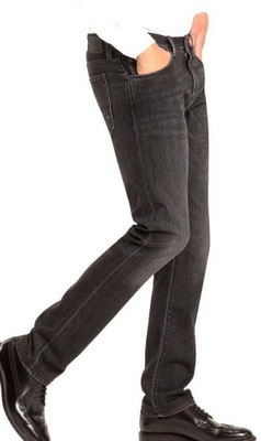 TOMMY HILFIGER jeansy BLEECKER slim stretch 32_34