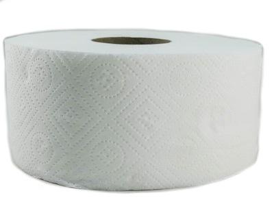 Osuška, uterák - Papier toaletowy celuloza jumbo biały NAJTANIEJ