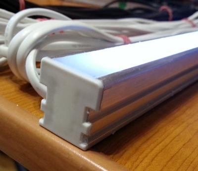 Nájazdové, nášľapné svietidlá - LED Listwa do bruku rynku najazdowa auto SPA IP68