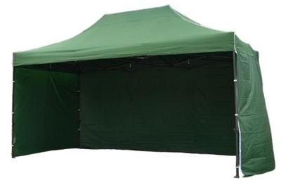 Záhradný stan, predajný stan- PROFESSIONAL Obchodný stan 3x4,5 39kg 8 farieb