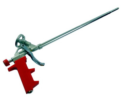 XL zbraň, pena extra dlhá 550 mm.