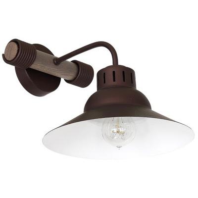 Lampy sconce kovové loft retro-bronz JOSE L 9149